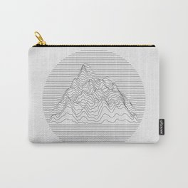 Mountain lines Carry-All Pouch