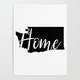 Washington-Home Poster