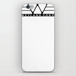 Weyland Logo iPhone Skin