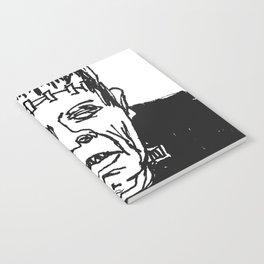 Frankenstein's Monster Notebook