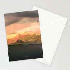 Escaping  -  Mountains - Dachstein, Austria Stationery Cards