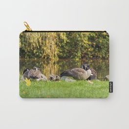 Canada Goose - Wild Life - Bird Carry-All Pouch