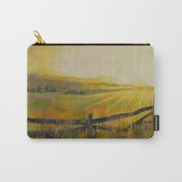 Country Meadow Carry-All Pouch