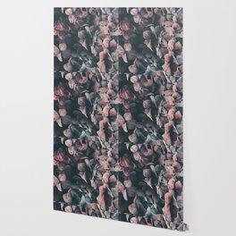 hydrangea - moody blues Wallpaper