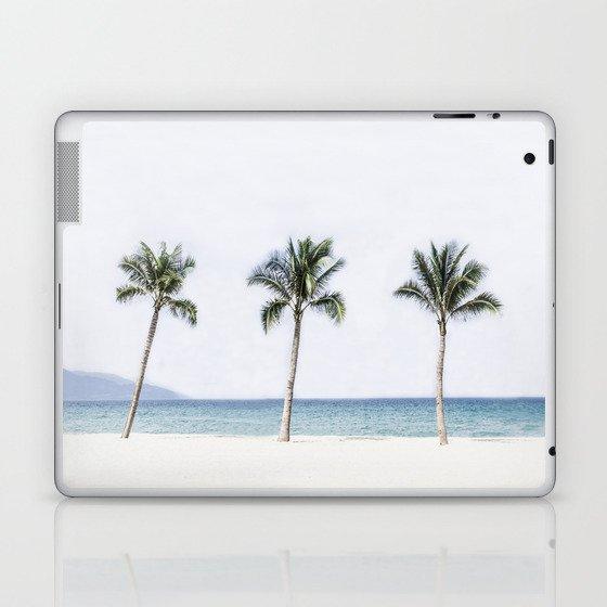 Palm trees 6 Laptop & iPad Skin