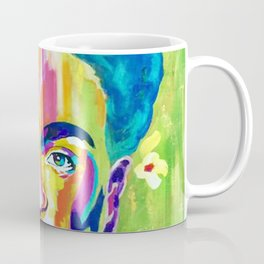 Frida Kahlo «Flowers» Coffee Mug