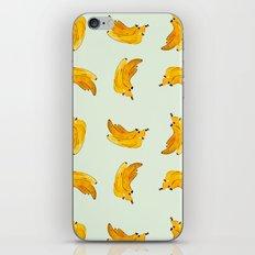 BANANA PATTERN  iPhone Skin