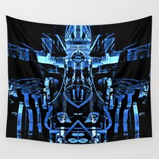 BOT1.1 Wall Tapestry