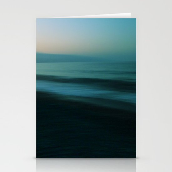 Before Sunrise Stationery Cards