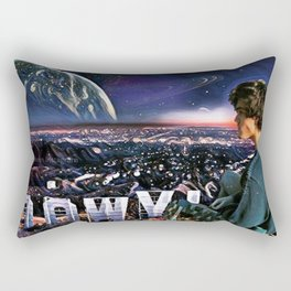 Hollywood Hills Rectangular Pillow