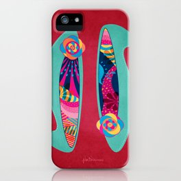 Shoes for Spring iPhone Case