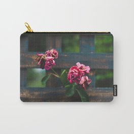 Ojai Roses Carry-All Pouch