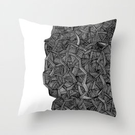 - I see a darkness - Throw Pillow
