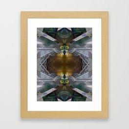 Kalidescope Kandy 1.5 Framed Art Print
