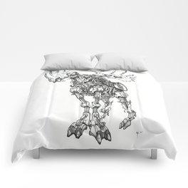 Motor Moose Comforters