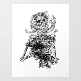 Renounce Art Print