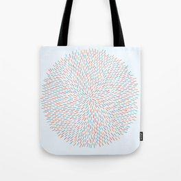 Circle Murmuration Tote Bag