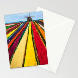 The Colors of Amsterdam Stationery Cards