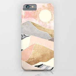 Summer Sun iPhone Case