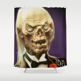 Crypt Keeper Shower Curtain