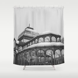 Crystal Palace Shower Curtain