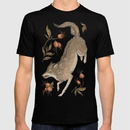 The Wolf and Rose Hips T-shirt