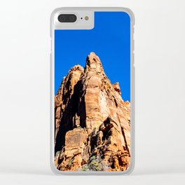 Zion National Park. Utah. USA. Clear iPhone Case