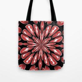Cupid Kaleidoscope Tote Bag