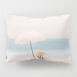 Beach Morning II Pillow Sham