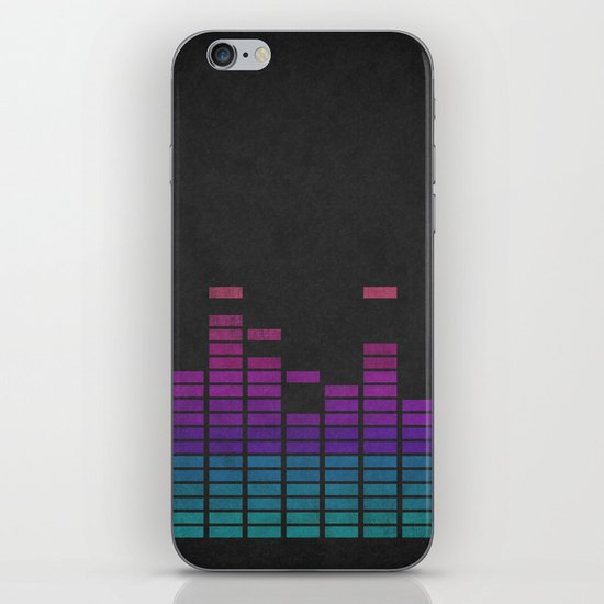 Equalize iPhone & iPod Skin