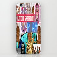 pie iPhone & iPod Skins featuring PIE by Aldo Couture