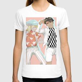 JJYURI: Fashion T-shirt