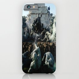 Monument aux girondins 3 iPhone Case