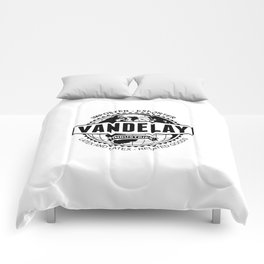 Indurstry Logo Comforters