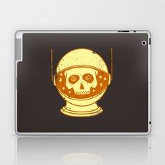 Intergalactic Cotton Buds Laptop & iPad Skin