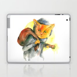 Cat Burglar Laptop & iPad Skin