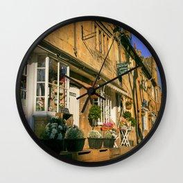 Sunny Chipping Campden Wall Clock