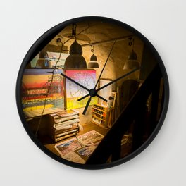 The Studio. Wall Clock