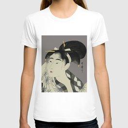Utamaro #1 T-shirt