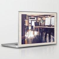 starbucks Laptop & iPad Skins featuring Starbucks by Art By JuJu
