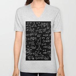 Do the Math Unisex V-Neck