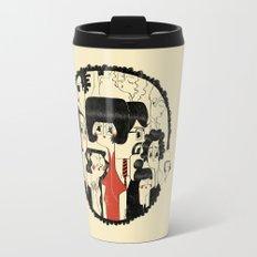 Crowd Travel Mug