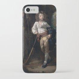 John Singleton Copley - Richard Heber iPhone Case