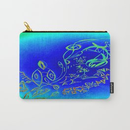 Life in the Ocean Carry-All Pouch
