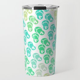 Flip Flop Unicorn Travel Mug