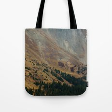 warm valley Tote Bag