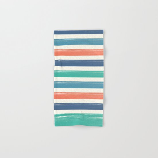 The colors of the sea  Hand & Bath Towel