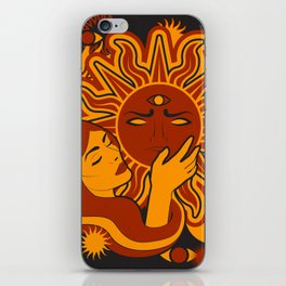 Sunworship iPhone Skin