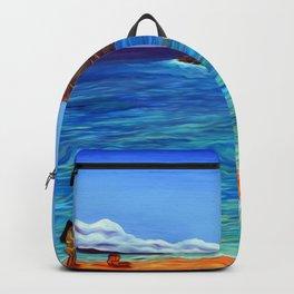 Kāʻanapali Sands Backpack