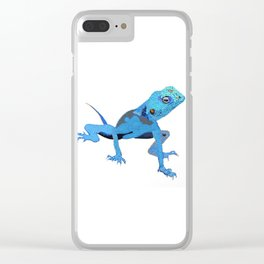 Gecko Clear iPhone Case